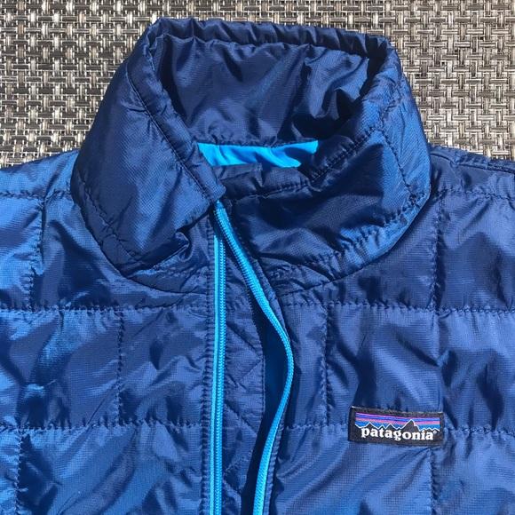 4d483eabf Boys Patagonia Nano Puff Jacket